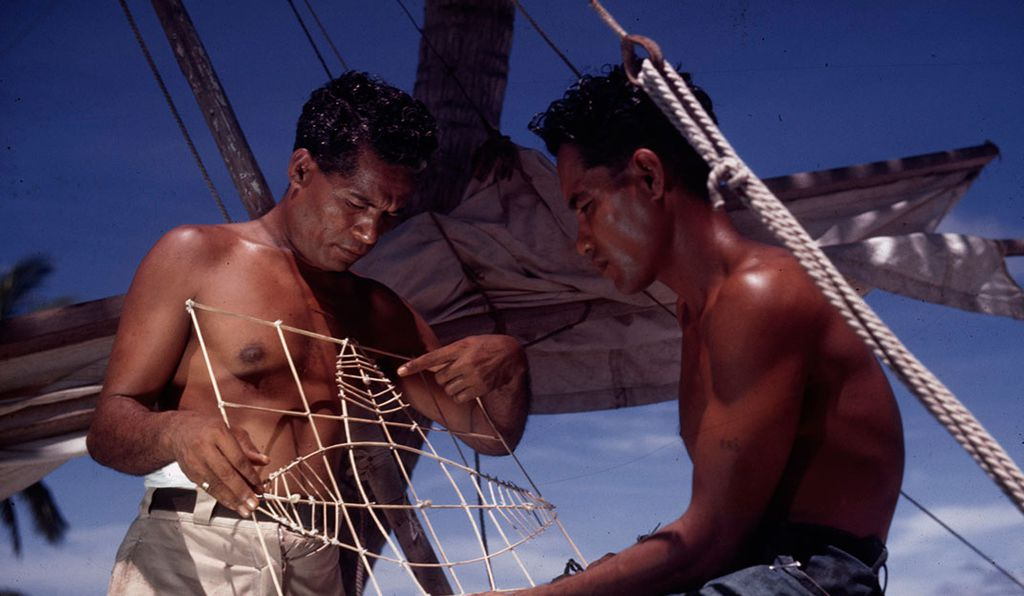 In places like the Marshall Islands, survival depends on a knowledge and rapport with the sea.