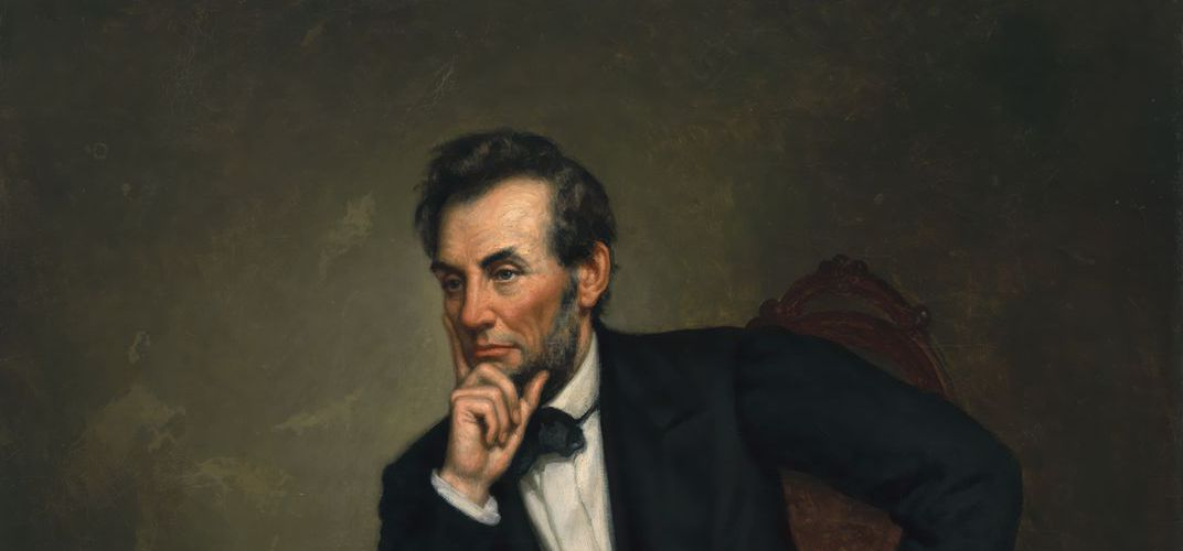 Caption: A Scholar's Deep Dive Into an Homage to Lincoln