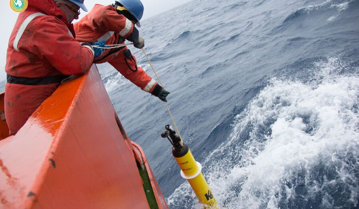 Out of Antarctica, Churnings of Climate Change