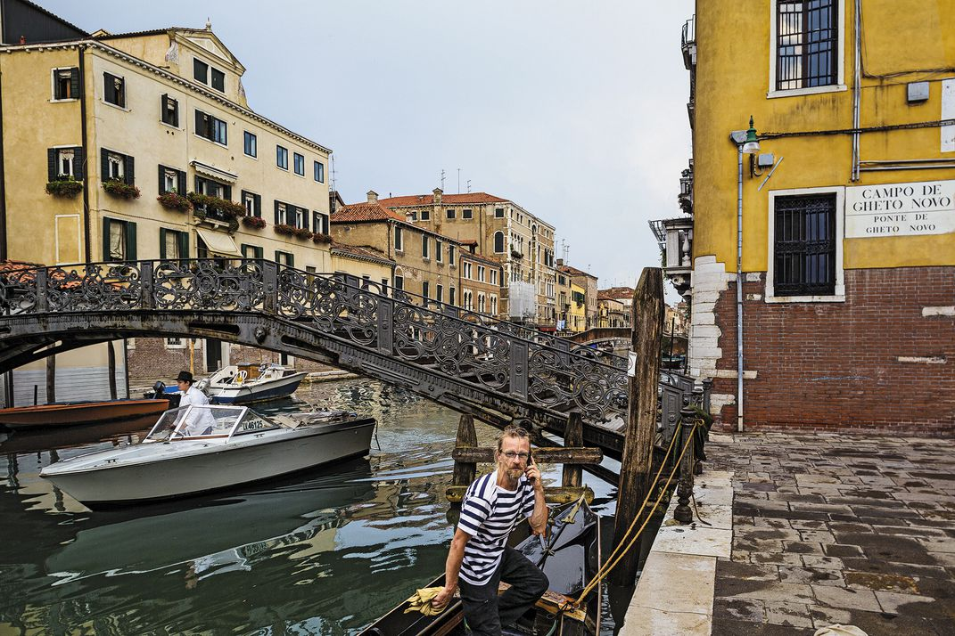 the centuries old history of venice s jewish ghetto travel
