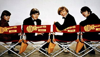 Hey, hey it's the Monkees on the Smithsonian Channel
