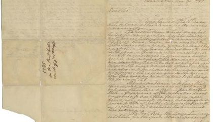 A Letter From George Washington