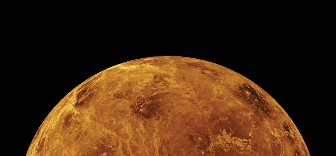 Caption: Journey to the Surface of Venus