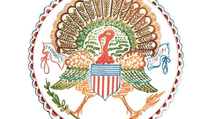 American Myths: Benjamin Franklin's Turkey and the Presidential Seal