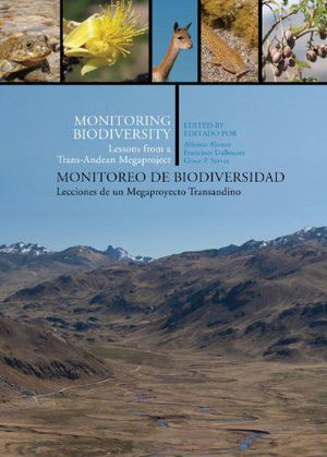 Monitoring Biodiversity / Monitoreo de Biodiversidad photo