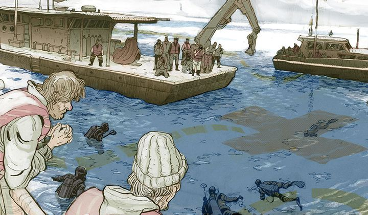 The High-Stakes Fights Over Shipwrecks