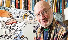 Q and A: Jules Feiffer