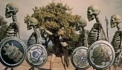 Ray Harryhausen, the Godfather of Stop Motion Animation, Dies