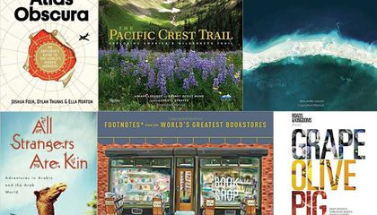 The 10 Best Travel Books to Give This Season