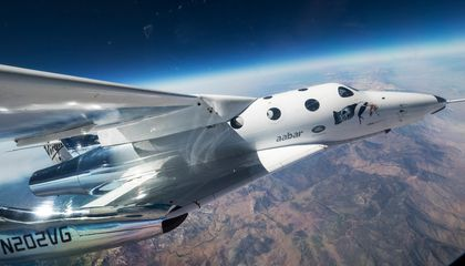 Virgin Galactic Gets Back to Flying