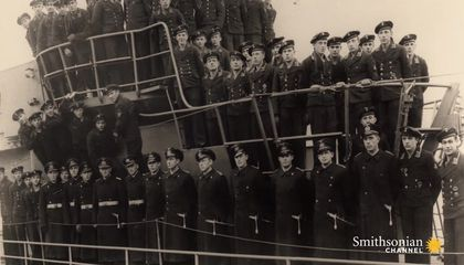 Rare WWII Submarine Dog Fight Turns Deadly