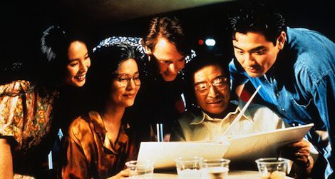 The films of Ang Lee continue at the Freer with his 1993 comedy, The Wedding Banquet.