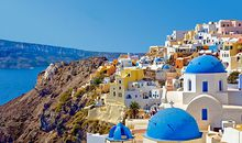 Archaeology and Relaxation in Santorini
