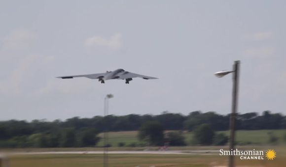 Preview thumbnail for video'What it Takes to Keep the B-2 Stealthy