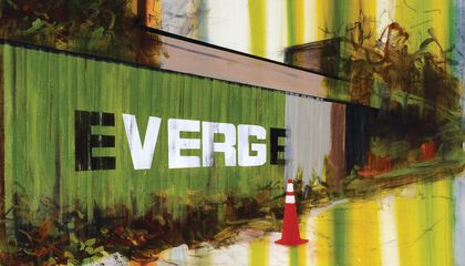 These are the Forgotten Places in Your Neighborhood, Painted
