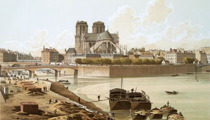 "'The Hunchback of Notre-Dame"" Shoots to Top of France's Shoots to Top of the Best Seller Lists"