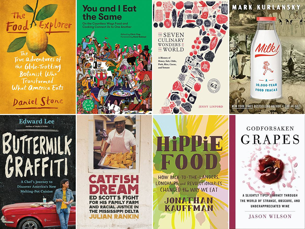 The Ten Best Books About Food Of 2018 Arts Culture Smithsonian Magazine