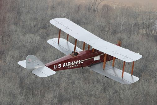 A WWI legend flies again.