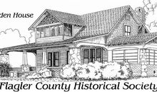 Flagler County Historical Society Holden House and Annex