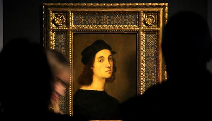 New Research Suggests Bloodletting, Pneumonia Killed Raphael
