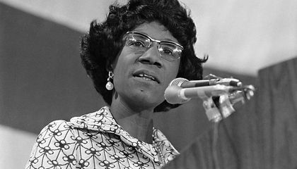 New York Honors Shirley Chisholm, First Black Congresswoman in U.S. History, With New Statue