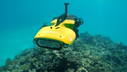 Sea-Star Murdering Robots Are Deployed in the Great Barrier Reef