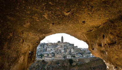 How Matera Went From Ancient Civilization to Slum to a Hidden Gem