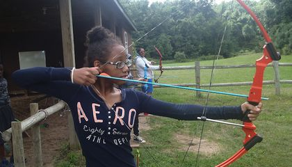 The Hunger Games Is Getting More People Interested in Archery