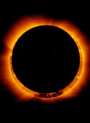 Caption: Modern Astronomy Was Built on Eclipse Anxiety