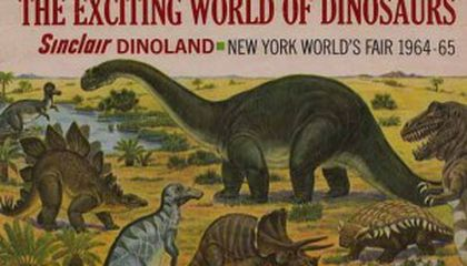 Blog Carnival #23: Vintage Dinosaur Art, Funding Cuts, Pteranodons and More...