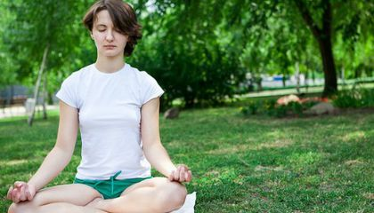 Meditation May Make You Nicer