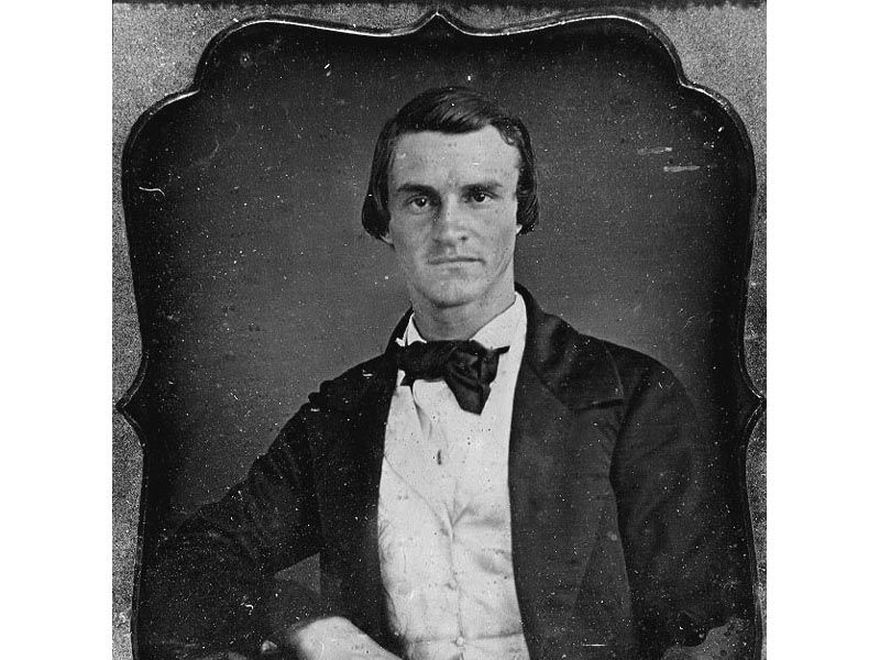 Daguerrotype of McClintock