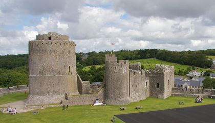Excavation at Welsh Castle May Shed Light on the Mystery of Henry VII's Birthplace