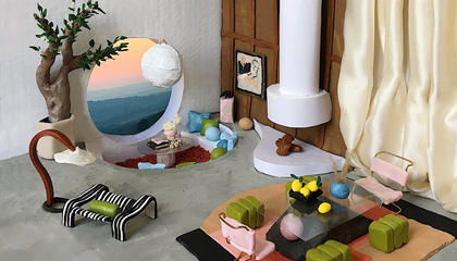 These Artists Used Clay to Build Their Dream Homes in Miniature
