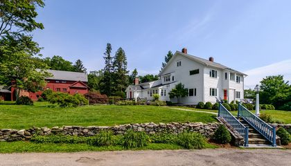 You Can Own Mark Twain's Connecticut Farmhouse