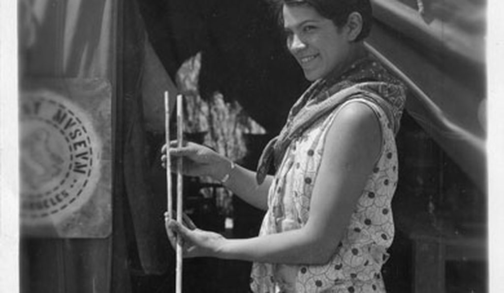 Bertha Pallan has been referred to as the first female Native American archaeologist.