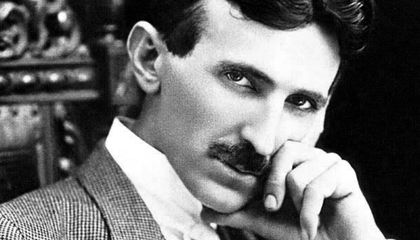 Nikola Tesla the Eugenicist: Eliminating Undesirables by 2100