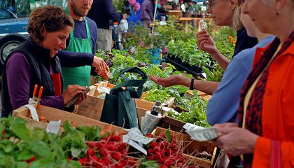 Where is Your Closest Farmers' Market?