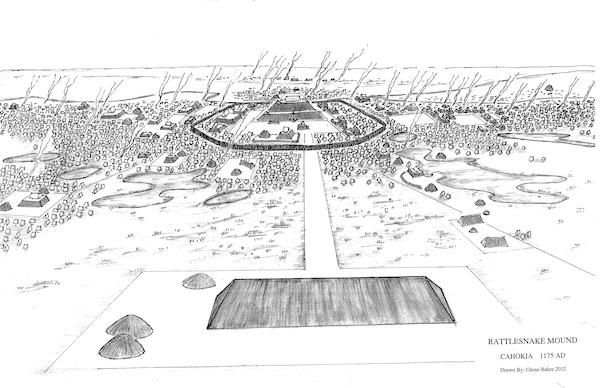 White Settlers Buried the Truth About the Midwest's Mysterious Mound Cities  Figure-1