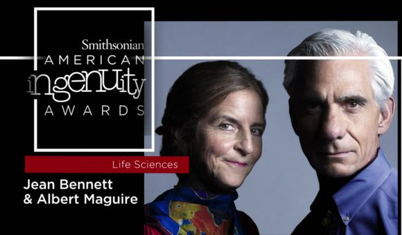 Preview thumbnail for video'Smithsonian Ingenuity Award Winners: Jean Bennett and Albert Maguire