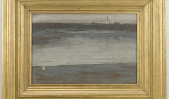 Symphony in Grey: Early Morning, Thames, 1871