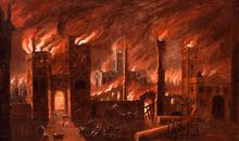The Great Fire of London Was Blamed on Religious Terrorism