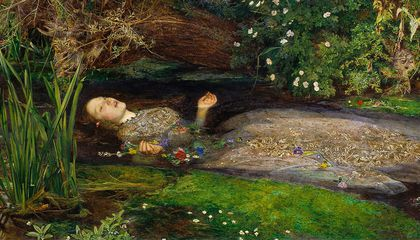 The Women Behind the Pre-Raphaelite Brotherhood