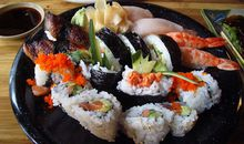 Your Opinion of Sushi Is a Good Predictor of How Willing You Are to Eat Insects