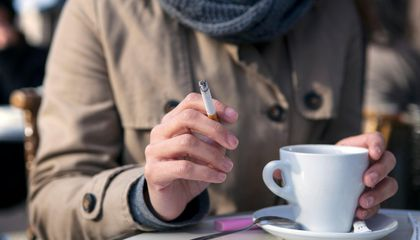 In 1965, 45 Percent of Americans Smoked, Today It's Only 15 Percent