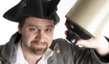 How to Eat Like a Pirate on International Talk Like a Pirate Day