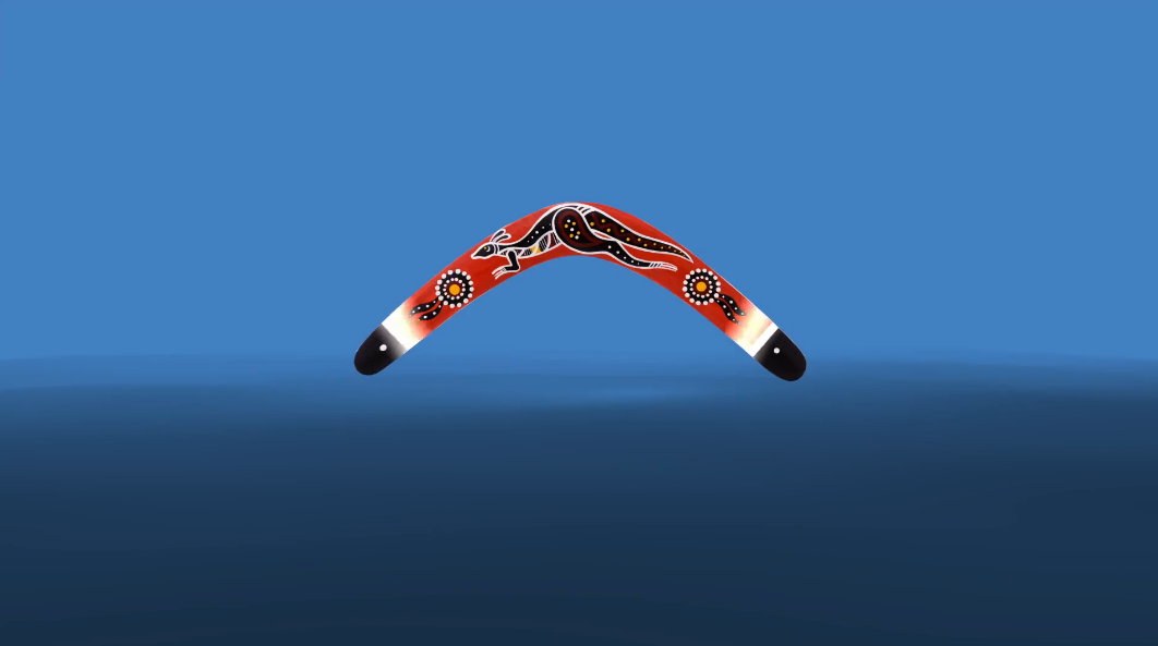 How do boomerangs work?