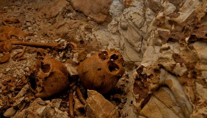 Why These Stone-Age Farmers Took the Flesh Off Their Dead