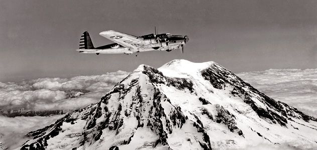 b-17 cascade mountains