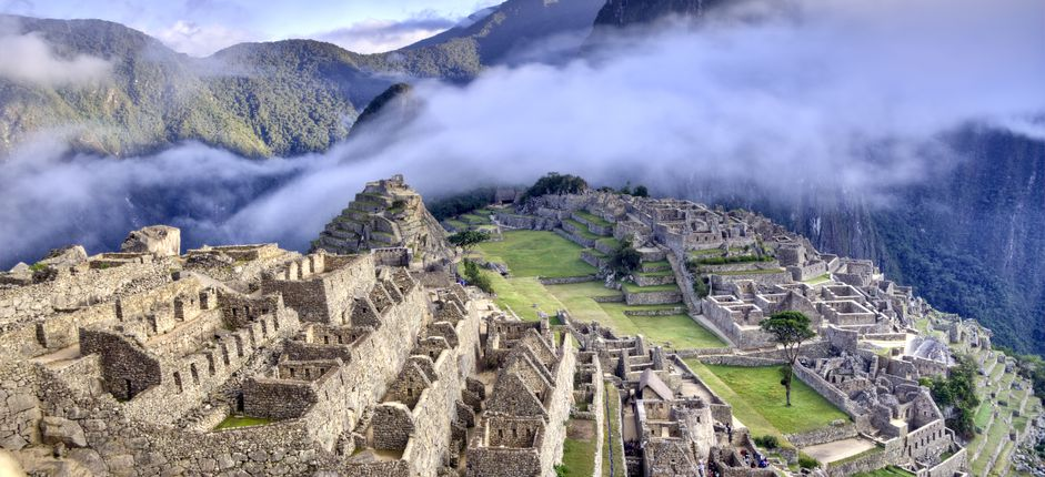 Hikes and Cuisine of Peru's Sacred Valley <p>Hike to the mystical ruins left behind by the Incas and savor traditional Peruvian cuisine on this new Active Journey to Peru's Machu Picchu and the Sacred Valley.</p>